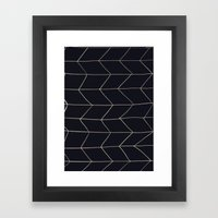 Patternal II Framed Art Print
