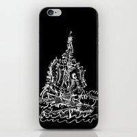Melo The Explorer III, O… iPhone & iPod Skin
