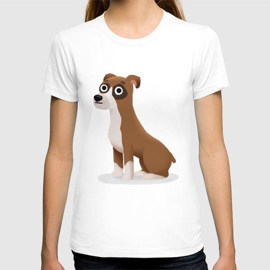 Boxer - Cute Dog Series T-shirt