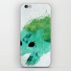 #001 iPhone & iPod Skin