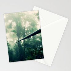 Zip Line Stationery Cards