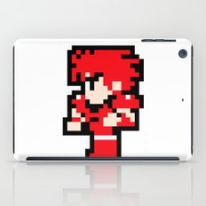 Young Fighter - Final Fantasy iPad Case
