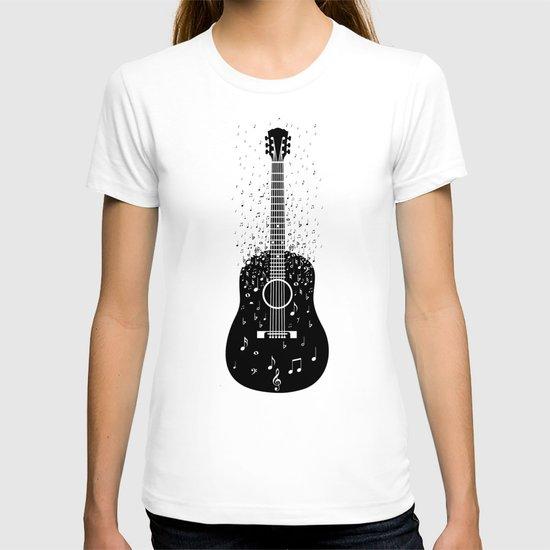 Musical ascension T-shirt