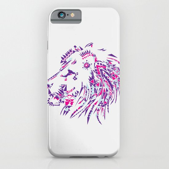 Aztec Lion iPhone & iPod Case