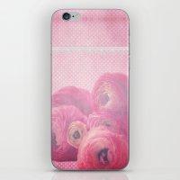 VINTAGE POLKA DOTS iPhone & iPod Skin
