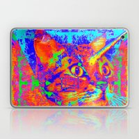 Caticorn-Lady Jasmine Laptop & iPad Skin