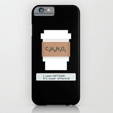 Caffeine is Super Effective iPhone 6s Slim Case