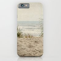 iPhone & iPod Case featuring To the Beach by SilverSatellite