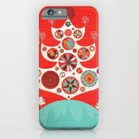 Festive Yule Christmas T… iPhone 6 Slim Case