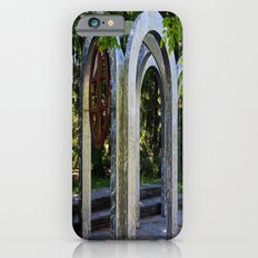 Small Park with Arches IV iPhone 6 Slim Case