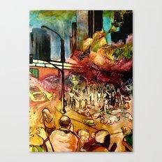 Revival Los Angeles  Canvas Print
