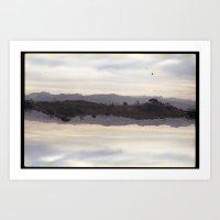 Landscapes Nuart (35mm M… Art Print