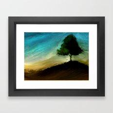 Meltree Framed Art Print