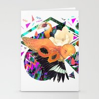 PAPAYA By Carboardcities… Stationery Cards