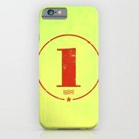 One 'Stamp' iPhone 6 Slim Case