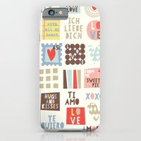iPhone & iPod Case featuring Sweetie Darling by shiny orange dreams