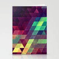 Stationery Cards featuring Vynnyyrx by Spires