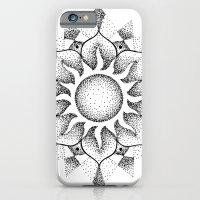 Dotwork Mandala iPhone 6 Slim Case