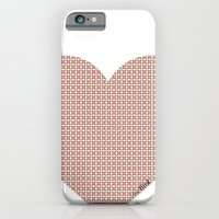 I love you this much... (light purple) iPhone 6 Slim Case