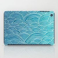 Waves iPad Case