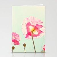 Sunshine & Poppy Stationery Cards