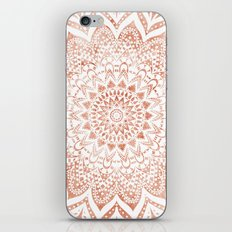 MANDALA SAVANAH iPhone & iPod Skin
