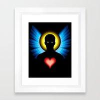 Love of the Loveless Framed Art Print