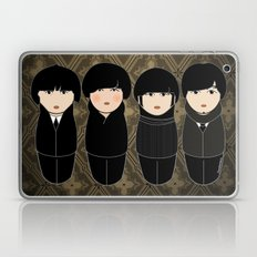 Kokeshis Escarabajos Laptop & iPad Skin