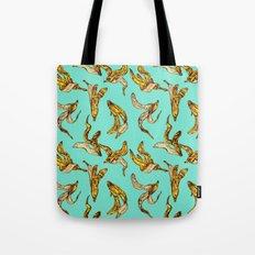Banana Peel Pattern Tote Bag