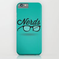 Get your nerd on iPhone 6 Slim Case
