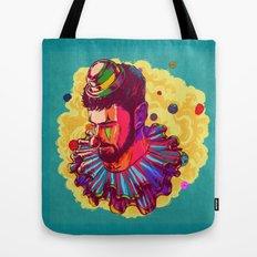 I am not a Clown Tote Bag