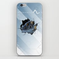 Continuous Living iPhone & iPod Skin