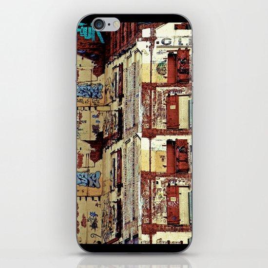 The Mill iPhone & iPod Skin