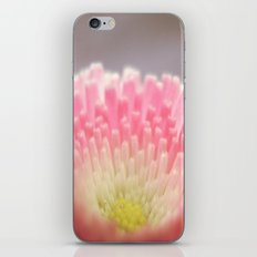 Winter flower. iPhone & iPod Skin