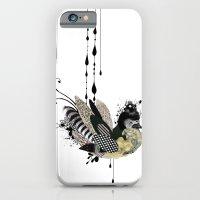iPhone & iPod Case featuring Blackbird by Million Dollar Design