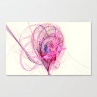 Spinning Top Nebula  Canvas Print