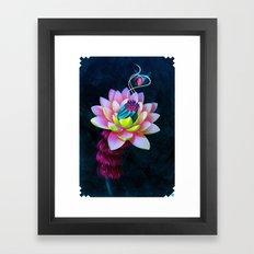Botanica II Framed Art Print