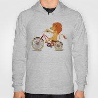 Lion On The Bike Hoody