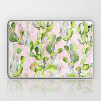 Prickly Pear Patch Pt2. Laptop & iPad Skin