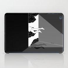 The edge of the world iPad Case