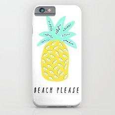 BEACH PLEASE Slim Case iPhone 6s
