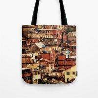 Cantagalo Tote Bag