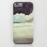iPhone & iPod Case featuring Wild swin... by Guido Montañés