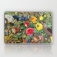 Birds Insects Plants Laptop & iPad Skin
