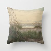 Summer Is Almost Over...… Throw Pillow