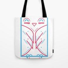 Hoo! Tote Bag