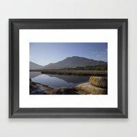 Tidal River Framed Art Print