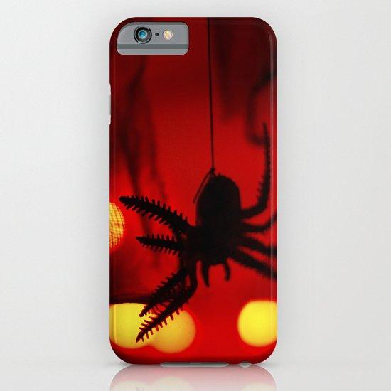 halloween spider iPhone & iPod Case