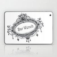 Bar Wench Laptop & iPad Skin