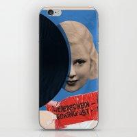 Reyecording iPhone & iPod Skin